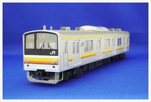電車(205系)のショップブランドモデル・写真1