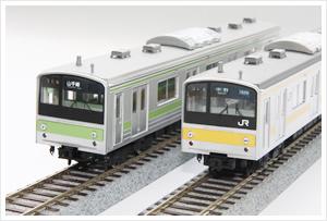 電車(205系)のショップブランドモデル・写真2