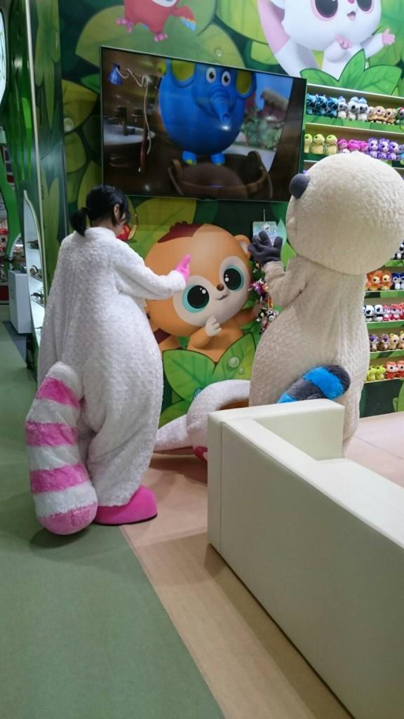 香港トイフェア_ぬいぐるみ